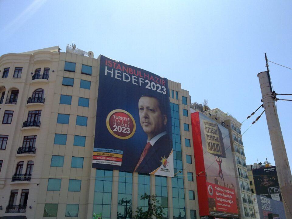 erdogan billboard