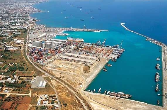 limassol new port