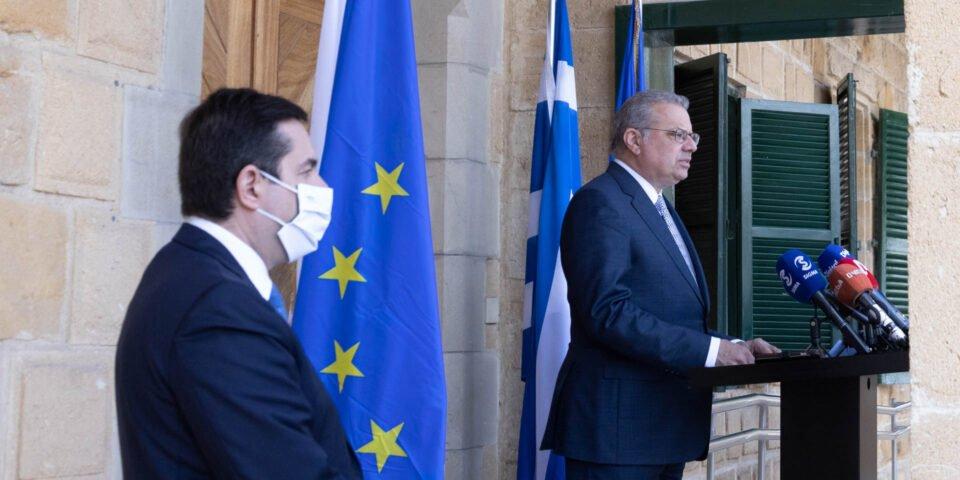 Υπουργείο Εσωτερικών – Υπουργός Μ