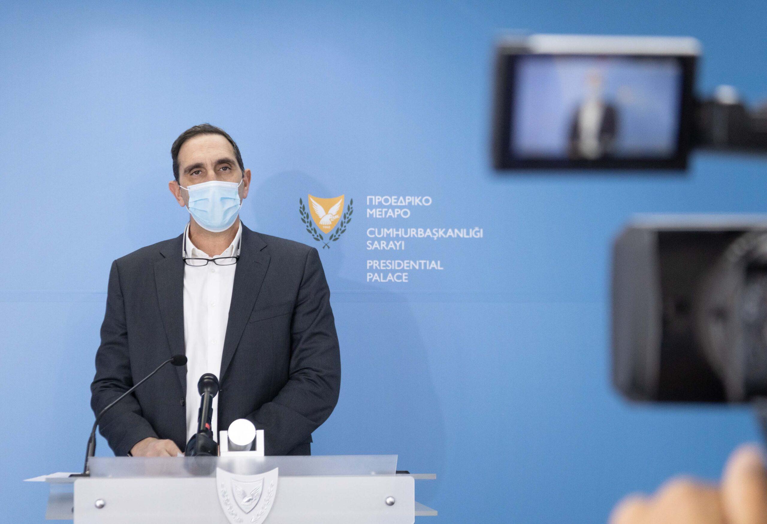 Image Coronavirus: Coronapass a temporary measure, health minister says | Cyprus Mail