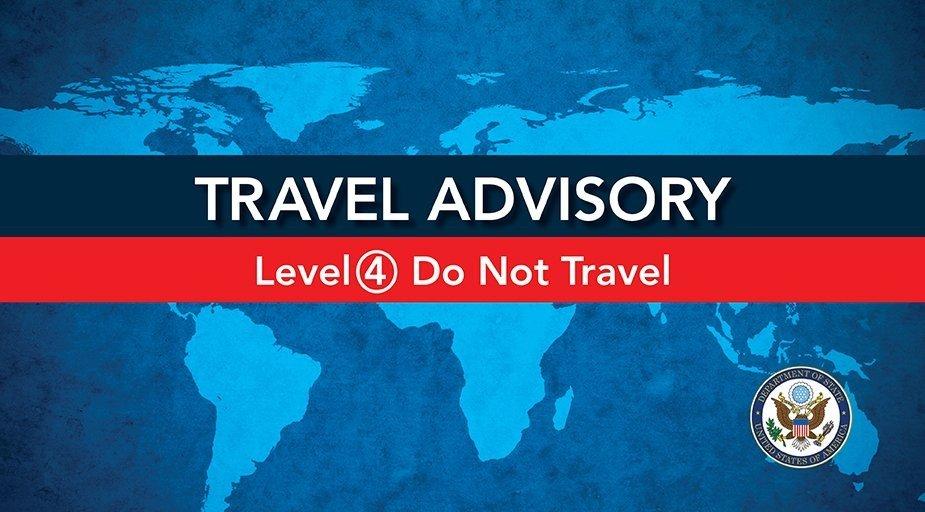 do not travel