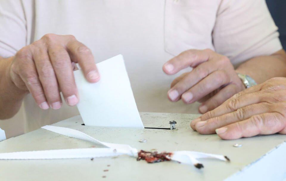 Ευρωεκλογές 2019 Ψηφοφορία στη Λεμε