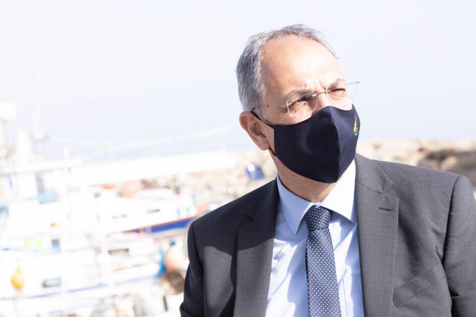 Υπουργός Μεταφορών, Υπουργός Γεωργ