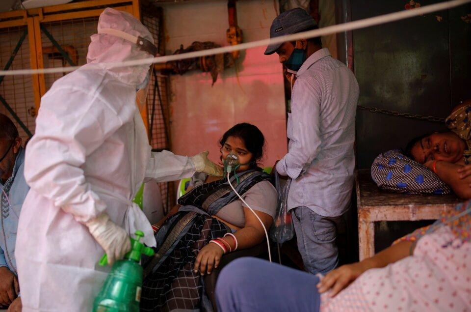 outbreak of the coronavirus disease (covid 19), in ghaziabad
