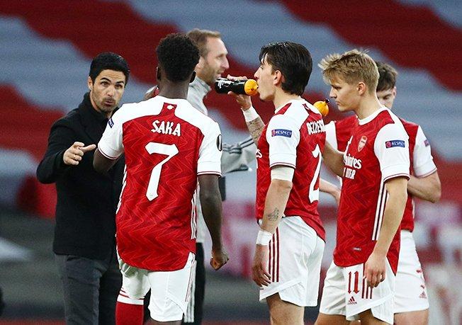 europa league semi final second leg arsenal v villarreal