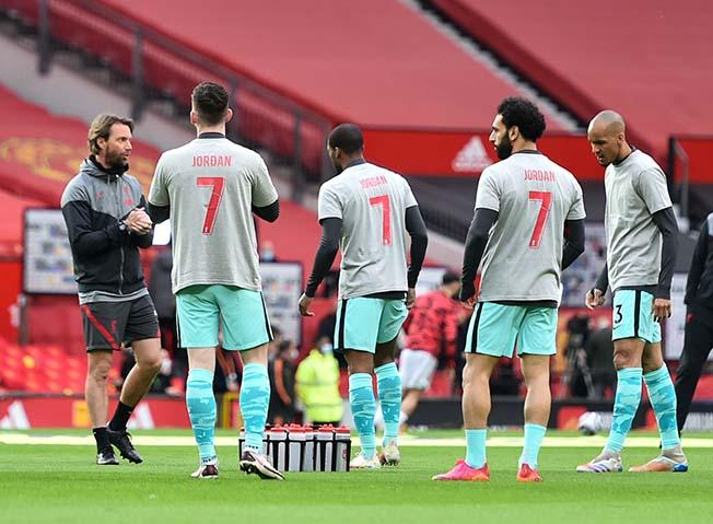 premier league manchester united v liverpool