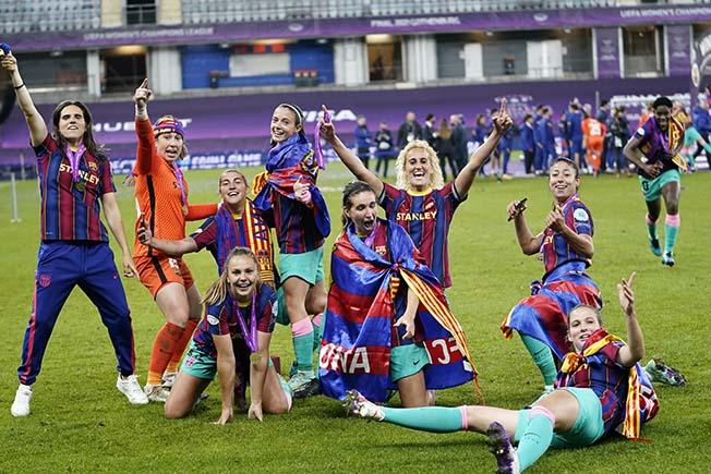 women's champions league final chelsea v fc barcelona