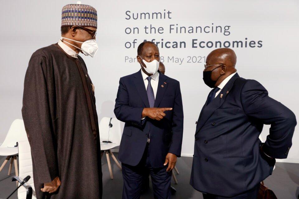 financing of african economies summit in paris