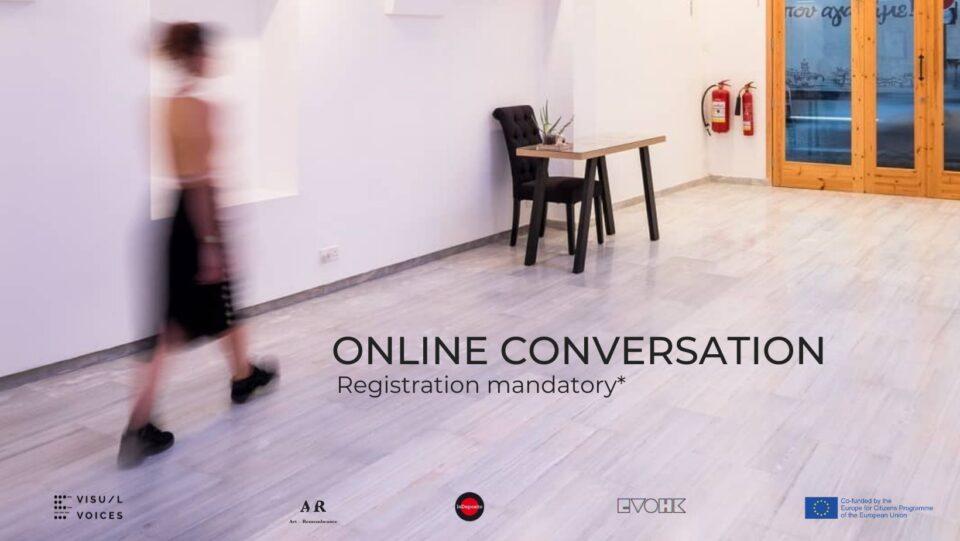 online event by demetris pieri