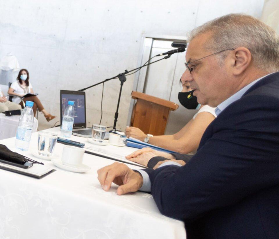 Υπουργός Εσωτερικών – Συνάντηση μ