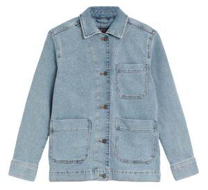 fashion2 marks and spencer collection denim carpenter jacket
