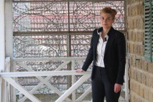 feature agniezska prison director anna aristotelous