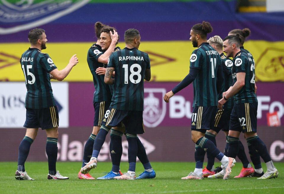 premier league burnley v leeds united