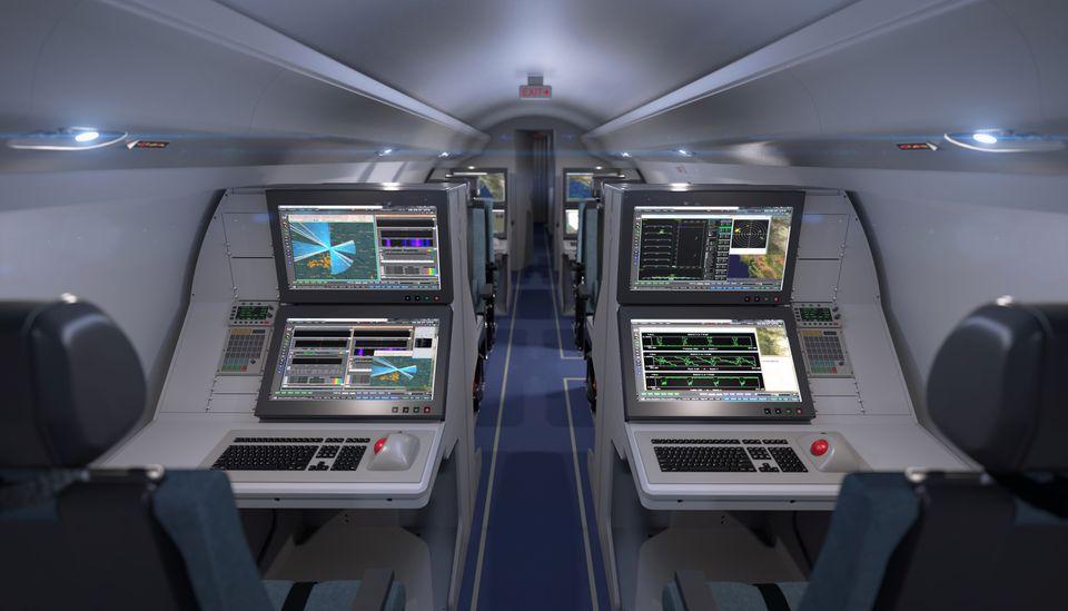 luxury planes