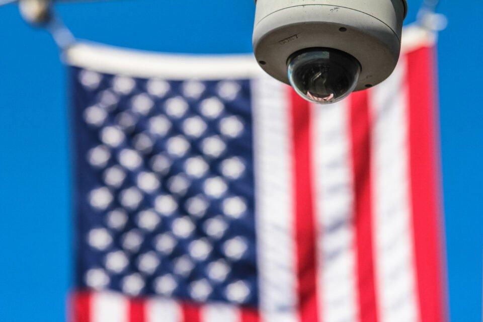 macro flag american flag surveillance product cctv 1073801 pxhere.com