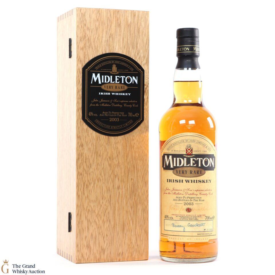 rare whiskey