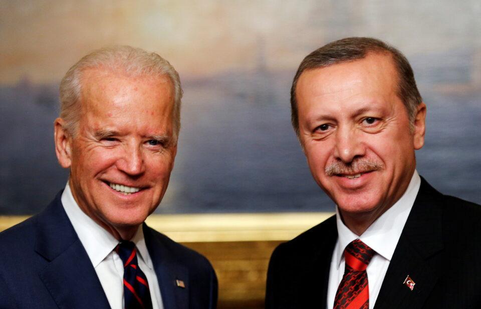 file photo: u.s. vp biden meets with turkey's president erdogan in istanbul