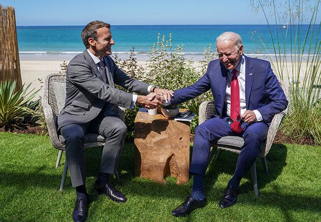 g7 summit in cornwall