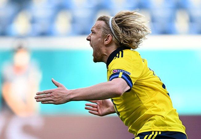 euro 2020 group e sweden v slovakia