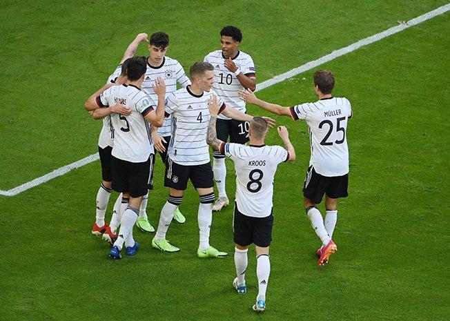 euro 2020 group f portugal v germany