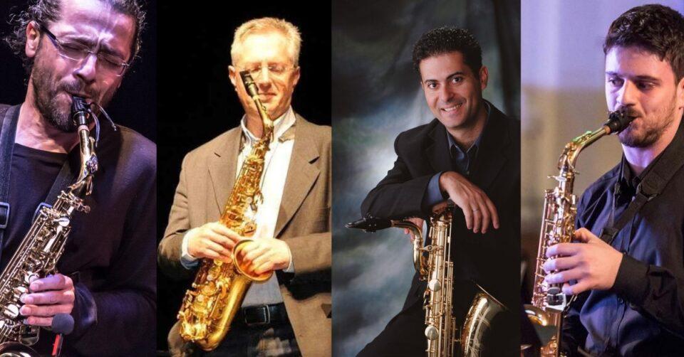 alkman saxοphone quartet