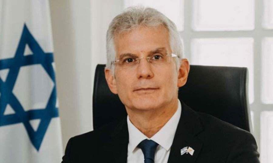ambassador israel cyprus