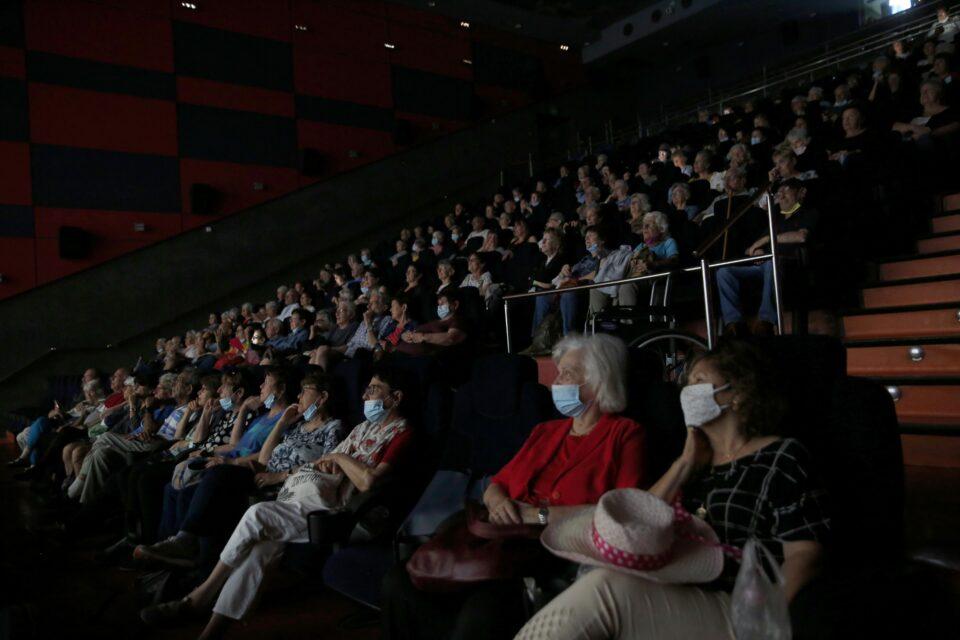 israel rishon lezion covid 19 cinema