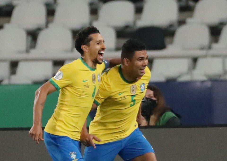 copa america 2021 group b brazil v colombia