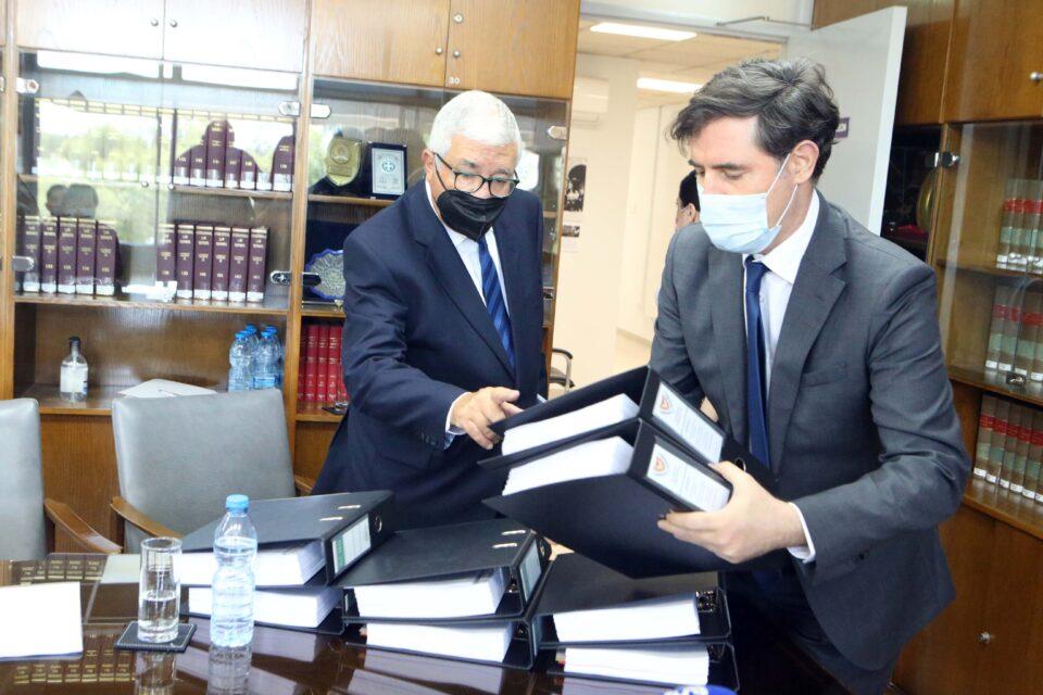 deputy auditor general kyriacos kyriacou