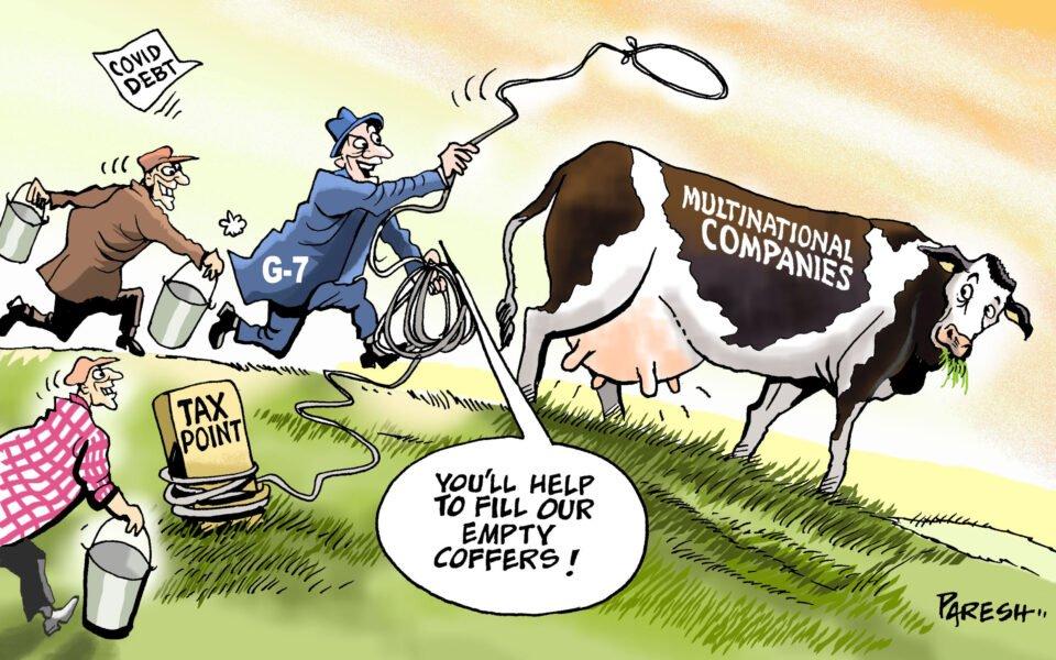 g 7 tax deal
