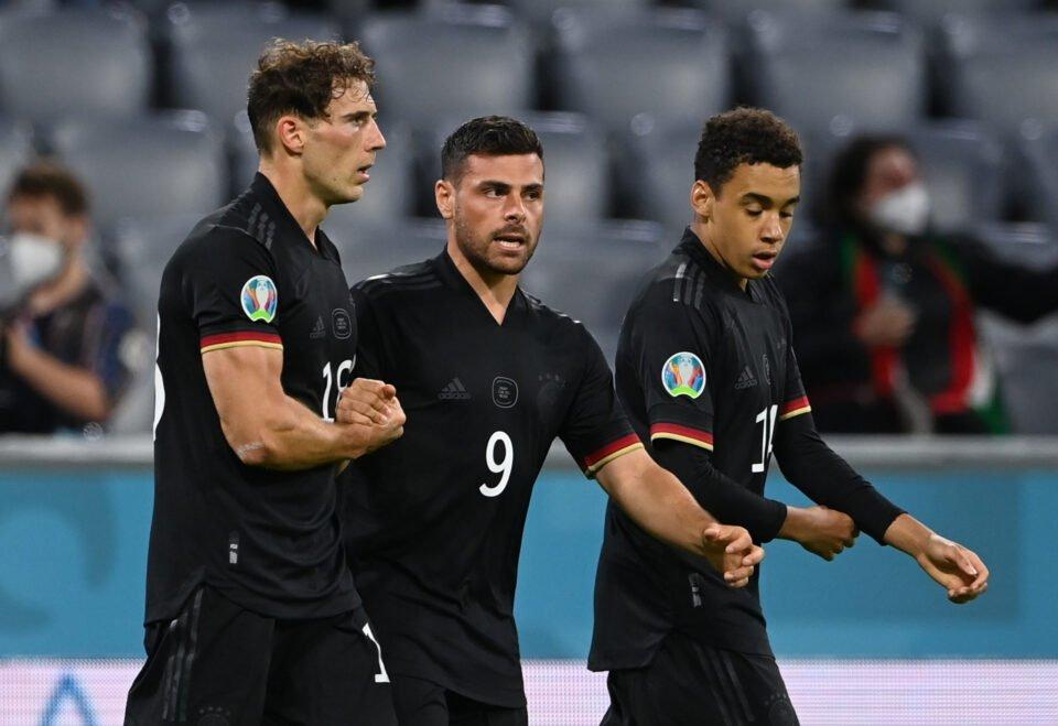 euro 2020 group f germany v hungary