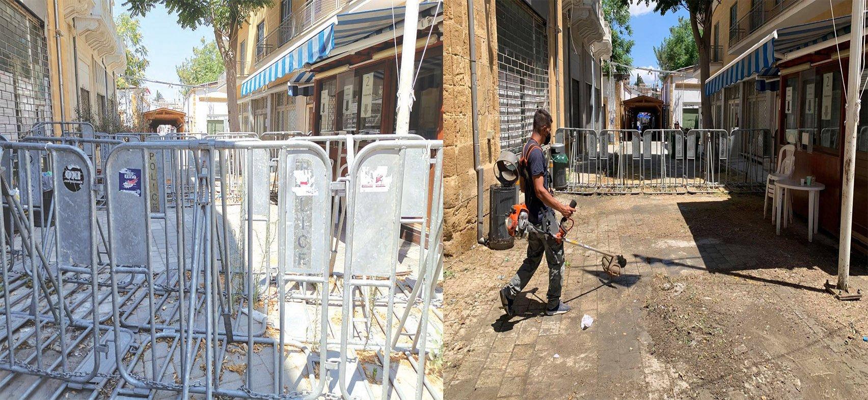 ledra street before after mashup
