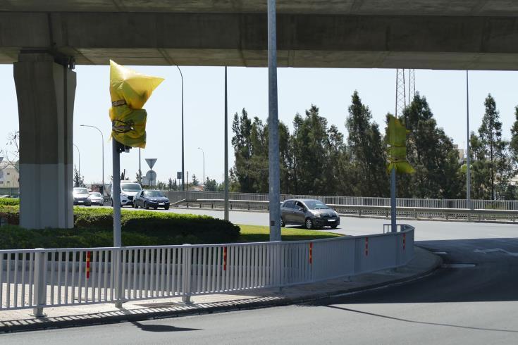 ayia fyla traffic lights