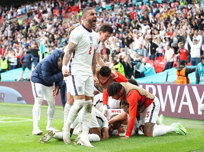 euro 2020 round of 16 england v germany