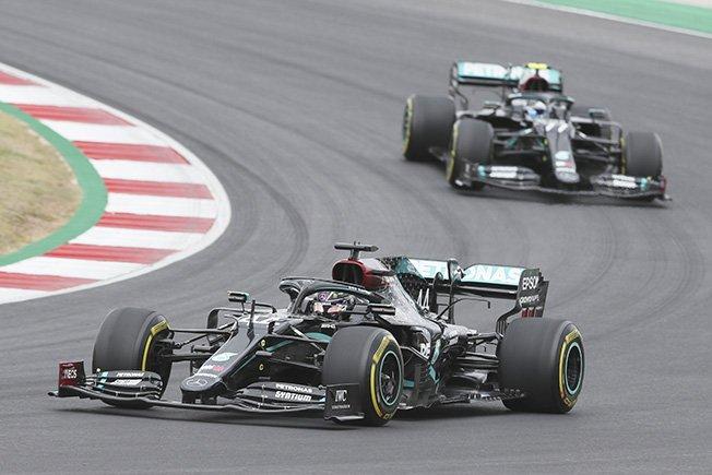 formula one grand prix of portugal 2020
