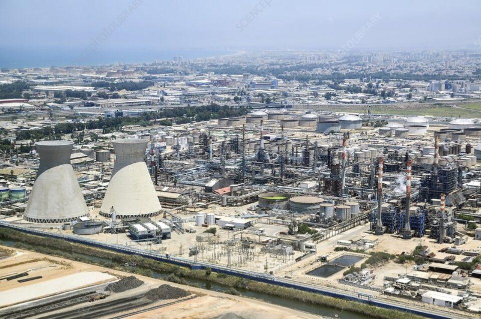 haifa industrial zone