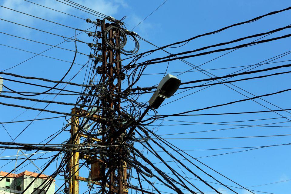 lebanon electricity cyprus