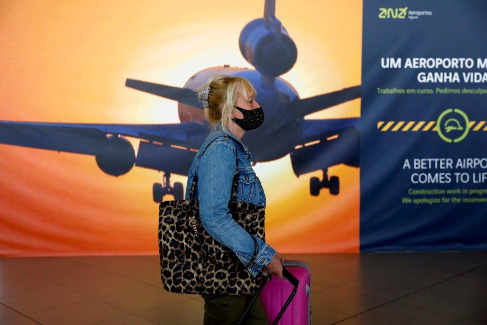 file photo: british tourists return to portugal, in faro