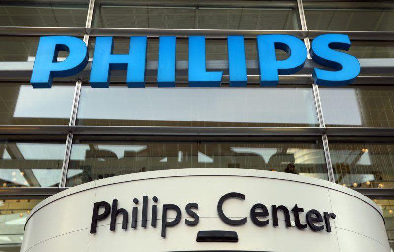 reuters phillips ventilators