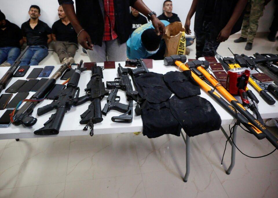 gunmen assassinate haitian president at his home, in port au prince