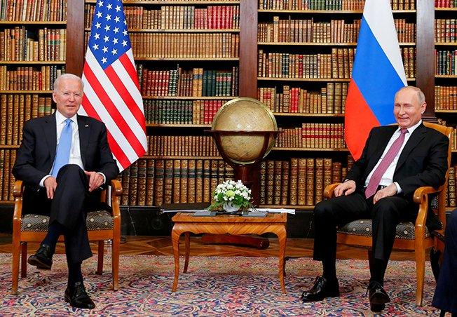 file photo: u.s. russia summit in geneva