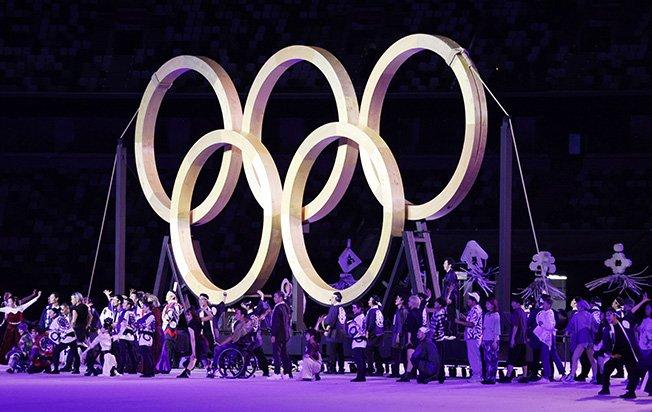 tokyo 2020 olympics the tokyo 2020 olympics opening ceremony