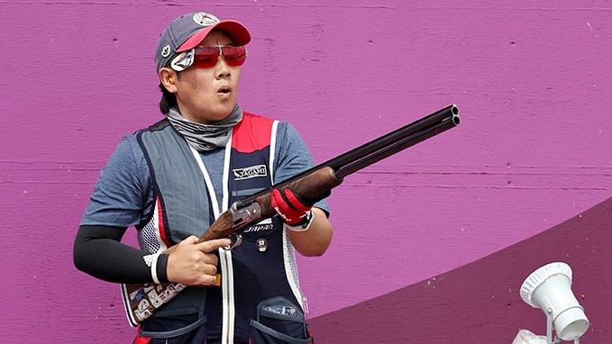 shooting women's skeet qualification day 2