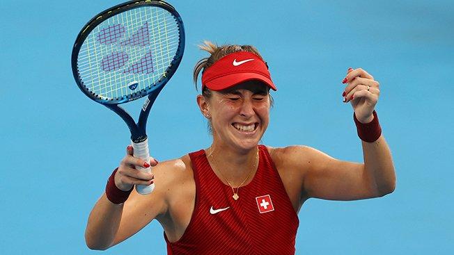 tennis women's singles semifinal