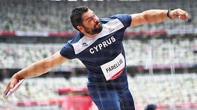 athletics men's discus throw qualification