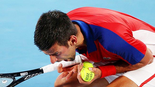 tennis men's singles semifinal