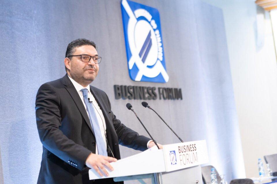 ΠΡΟΕΔΡΟΣ eurogroup – ΥΠ.ΟΙΚΟΝΟΜΙΚΩΝ business forum