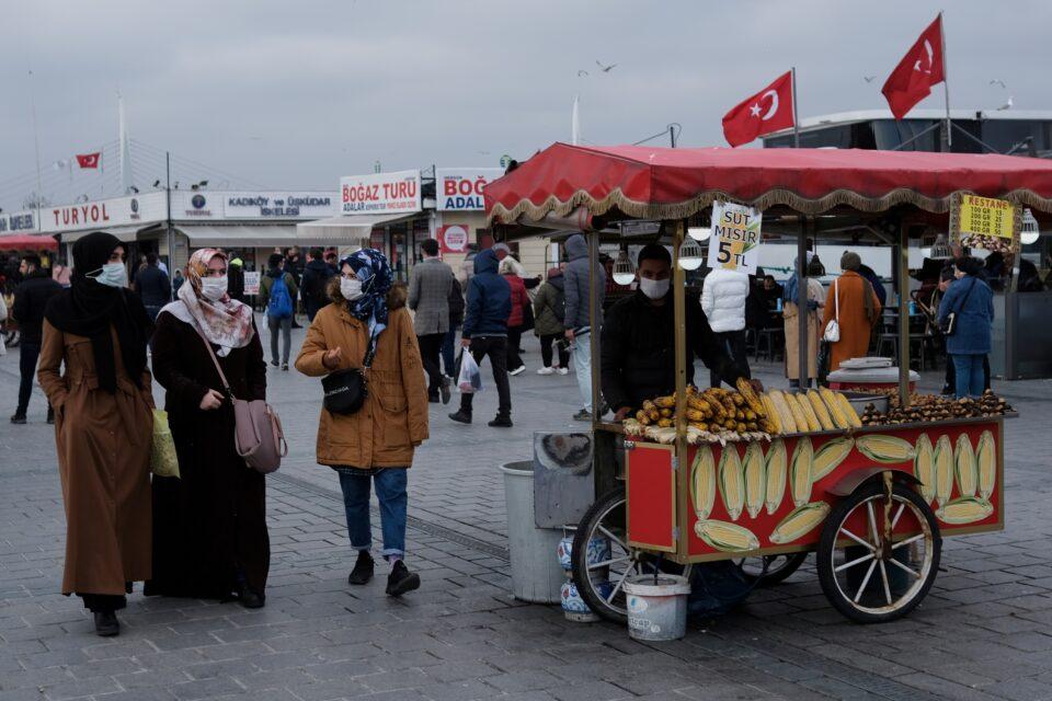 turkish market covid