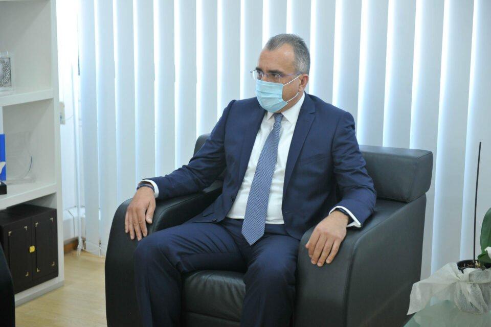 Υπουργός Υγείας – Ευρωπαία Επίτρο
