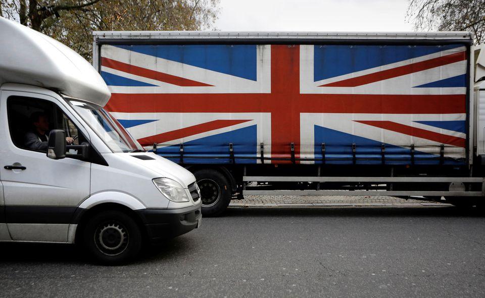 brexit uk lorries